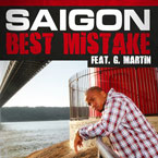 Saigon ft. G Martin - Best Mistake Artwork
