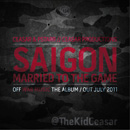 Saigon - Married to the Game Artwork