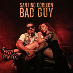 Santino Corleon - Bad Guy Artwork