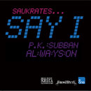 Saukrates - Say I Artwork
