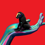 SBTRKT x Raury - Higher Artwork