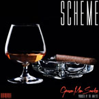 Scheme - Grown Man Smoke Artwork