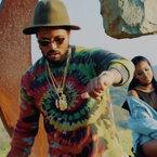 ScHoolboy Q - Overtime ft. Miguel & Justine Skye Artwork
