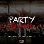 ScHoolboy Q - Party Artwork