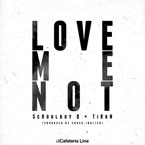 ScHoolboy Q x TiRon - Love Me Not Artwork