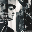 ScienZe x King I Divine ft. Sene, Blu &amp; Britain Parker - Happiness Is Artwork