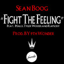 Sean Boog ft. Tyler Woods, Halo, &amp; Rapsody - Fight the Feeling Artwork