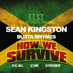 Sean Kingston ft. Busta Rhymes - How We Survive Artwork