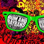 Sean Kingston ft. Cher Lloyd - Rum and Raybans Artwork