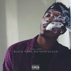 Sean Leon - Black Punk Motherfxcker Artwork