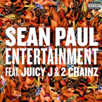 Sean Paul ft. Juicy J & 2 Chainz - Entertainment Artwork