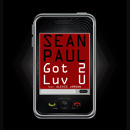 Sean Paul ft. Alexis Jordan - Got 2 Luv U Artwork