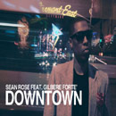 Sean Rose ft. Gilbere Forte' - Downtown Artwork