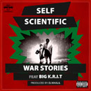 Self Scientific ft. Big K.R.I.T. - War Stories Artwork