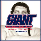 Serge Severe & Gen.Erik ft. DJ Total Eclipse (of X-Ecutioners) - Giant Artwork