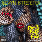 Sevyn Streeter ft. Chris Brown - Don't Kill the Fun Artwork