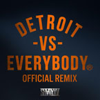 Trick Trick ft. Various Artists - Detroit Vs. Everybody (Remix) Artwork