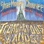 Chuuwee x Shae Money ft. Sean Price & Ruste Juxx - Treacherous Lands Artwork