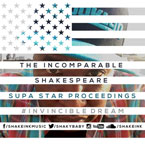 The Incomparable Shakespeare - Supa Star Proceedings [Freestyle] Artwork