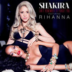Shakira ft. Rihanna - Can't Remember to Forget You Artwork