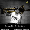 Shane Eli - Bo Jackson Artwork