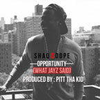 ShaqIsDope - Opportunity Knocks Artwork