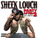 Sheek Louch ft. Jeremih - Party After 2 Artwork