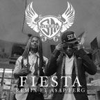 Sicko Mobb ft. A$AP Ferg - Fiesta (Remix) Artwork