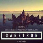 Sid Sriram - SAGETRON Artwork