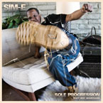 Sim-E ft. Roc Marciano - Sole Progression Artwork
