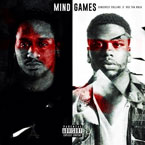 Sincerely Collins ft. Vee Tha Rula - Mind Games Artwork
