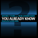 Sincerely Yours ft. Neak & Rashid Hadee - You Already Know Artwork