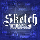 Sketch ft. K-Beta, Uptown XO & Nickelus F - The Connect Artwork
