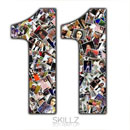 Skillz - 2011 Rap Up Artwork