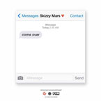 Skizzy Mars - Come Over Artwork