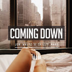 Skizzy Mars x Jon Waltz - Coming Down Artwork