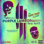 Skrillex & Rick Ross - Purple Lamborghini Artwork