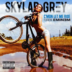 Skylar Grey ft. Eminem - C&#8217;mon Let Me Ride Artwork