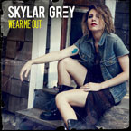 Skylar Grey - Wear Me Out Artwork