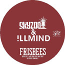 Skyzoo - Frisbees Artwork