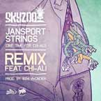 Skyzoo ft. Chi-Ali - Jansport Strings (Remix) Artwork