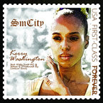 SmCity - Kerry Washington ft. Nitty Scott MC & Adam E Artwork