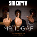 SmCity ft. Oddisee &amp; Phil Ade - Mr. IDGAF Artwork