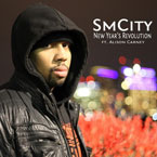 SmCity ft. Alison Carney - New Year's Revolution Artwork