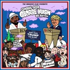 Smoke DZA - GT Performer ft. Action Bronson & Green R Fieldz Artwork