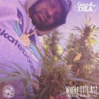 Smoke DZA - Where It's At? Artwork