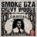 Smoke DZA ft. Chevy Woods - Gracias Malverde Artwork