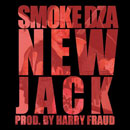 Smoke DZA - New Jack Artwork