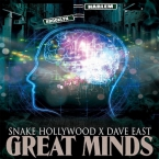 Snake Hollywood - Great Minds ft. Dave East Artwork