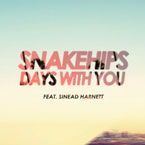 Snakehips ft. Sinead Harnett - Days With You Artwork